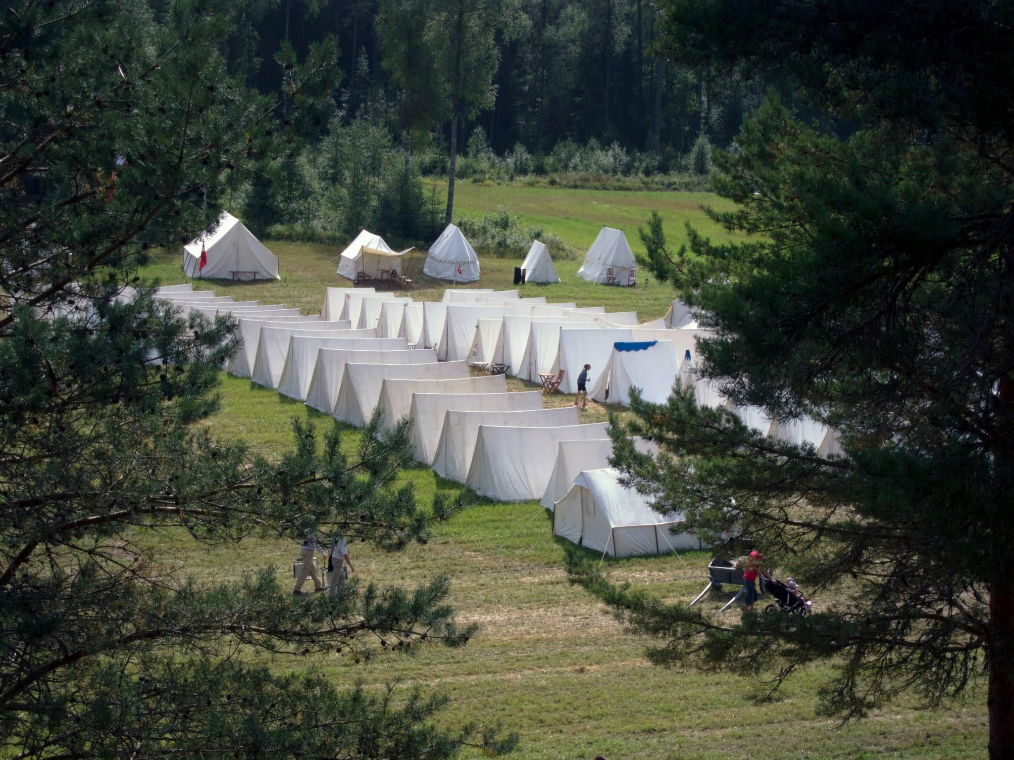 Lägret